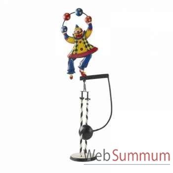 Balancier clown Décoration Marine AMF -TM116