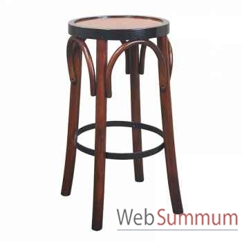 Tabouret de bar, miel Décoration Marine AMF -MF043A