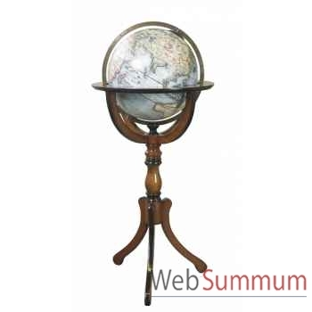 Globe de bibliothèque Décoration Marine AMF -GL047