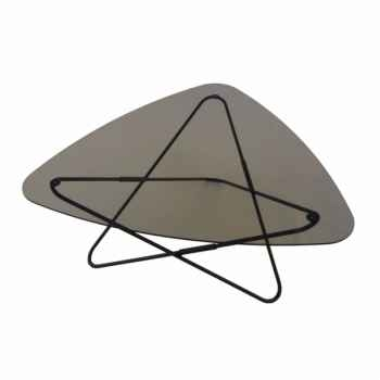 Table aa butterfly structure chromée AA new design