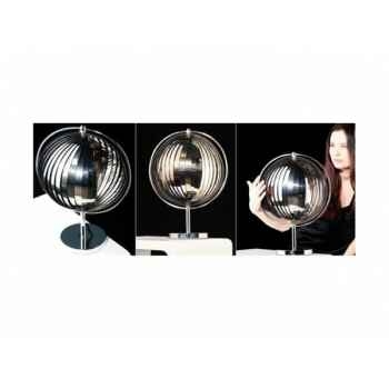 Lampe nalu chrome Delorm Design