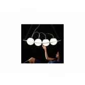 lampe a suspension river delorm design