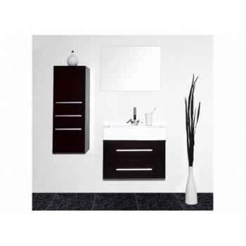Meuble de salle de bain amed sans colonne Delorm Design
