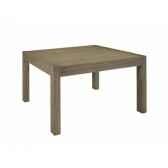 table de repas carre collection ascun 130x130x76cm delorm design