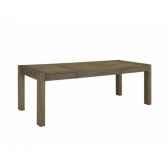 table de repas rectangulaire collection ascun 170x90x76cm delorm design