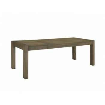 Table de repas rectangulaire collection ascun 170x90x76cm Delorm Design