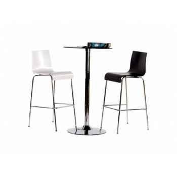 Table haute nax Delorm Design