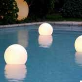boule lumineuse acquaglobo 80 slide lpsfg080