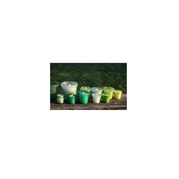 Tour de Table -Bougie moyen modèle Vert absinthe