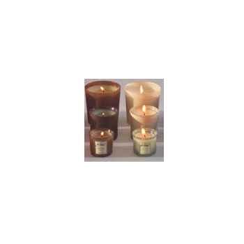 Tour de Table -Bougie moyen modèle senteur Blanc Litchi