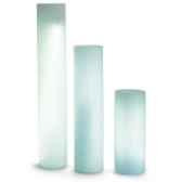 lampe design fluo petit modele slide lp cil080