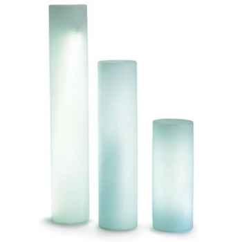 Lampe design Fluo moyen modèle Slide - LP CIL130