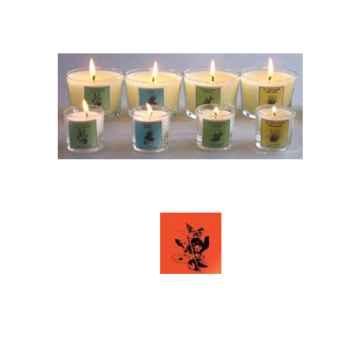 Tour de Table -Bougie senteur Ylang Ylang (petit modèle)