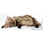 peluche renard wiewowas sigikid 38052