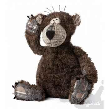 Peluche ours bonsai bear    sigikid -38128