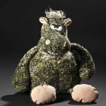 Peluche hippopotame queen of nil sigikid -38245