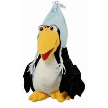 Marionnette Pius le pingouin Living Puppets -CM-W321