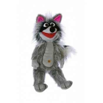 Marionnette Butschi le raton-laveur Living Puppets -CM-W432