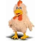 marionnette heini le coq living puppets cm w140