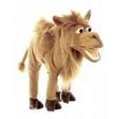 marionnette kalle le chameau living puppets cm w122