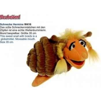 Marionnette Hermine l\' escargot Living Puppets -CM-W416