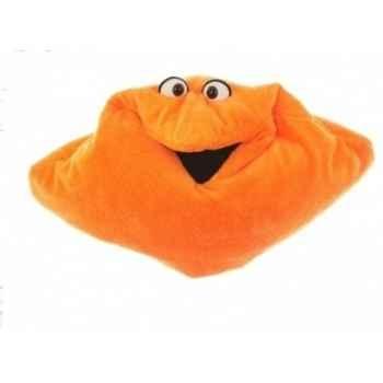 Marionnette Oreiller à rêves orange Living Puppets -CM-W236