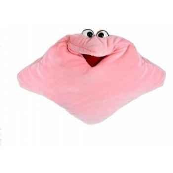 Marionnette Oreiller à rêves rose Living Puppets -CM-W237