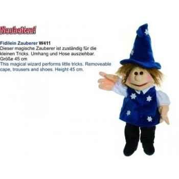 Marionnette P\'tit fidibussi le magicien Living Puppets -CM-W411