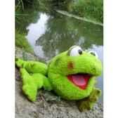 marionnette rolf la grenouille living puppets cm w207