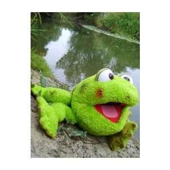 Marionnette Rolf la grenouille Living Puppets -CM-W207