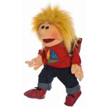 Marionnette Lasse l\' écolier Living Puppets -CM-W139