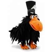 marionnette rupert le corbeau living puppets cm w318