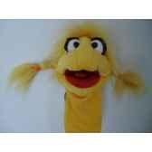 marionnette mlle schnatterschnutte living puppets cm w252