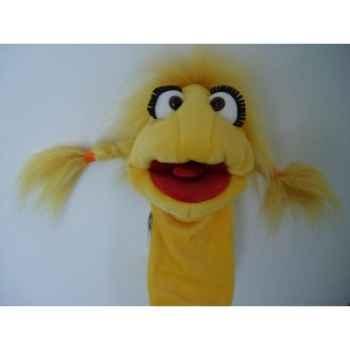 Marionnette Mlle schnatterschnutte Living Puppets -CM-W252