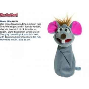 Marionnette Bille la souris Living Puppets -CM-W414