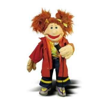 Marionnette Sophie et son micro Living Puppets -CM-W159