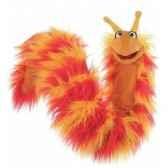 marionnette reni la longue chenille living puppets cm w256