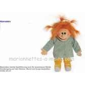 marionnette hannalein living puppets cm w464