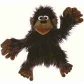 marionnette kuddle le bebe singe living puppets cm w437
