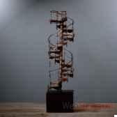 escalier en colimacon objet de curiosite da096