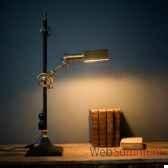 lampe locomotive objet de curiosite lu098
