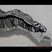 serpent au metre objet de curiosite dl084