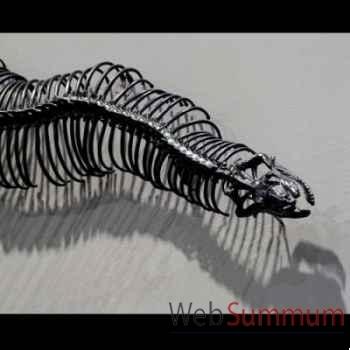 Serpent au mètre Objet de Curiosité -DL084