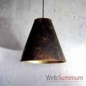 suspension cuivre objet de curiosite lu017
