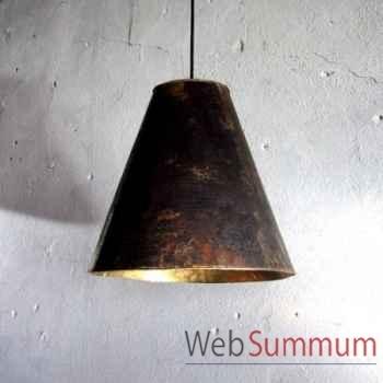 Suspension cuivre Objet de Curiosité -LU017