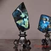 labradorite 4 faces polies objet de curiosite mi038