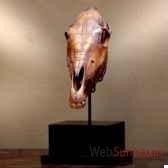 crane de chevasculpte objet de curiosite pu230 2