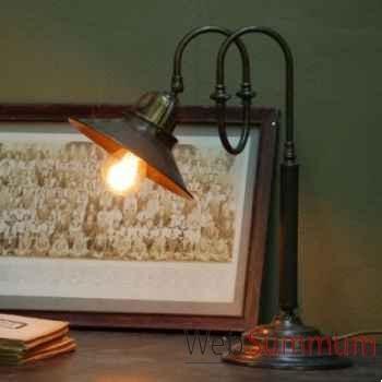 Lampe de bureau courbée Objet de Curiosité -LU056