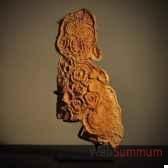 stromatolite en plaque objet de curiosite fo020