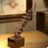 escalier du clemenceau objet de curiosite da091